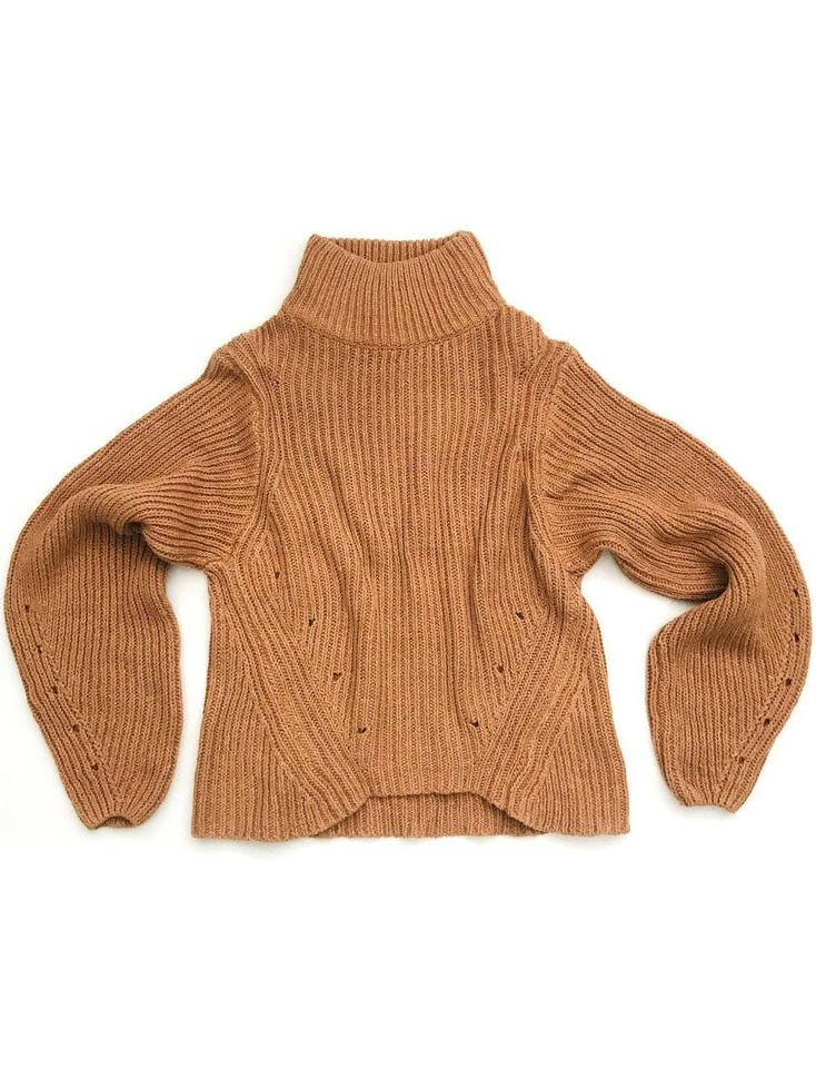 Rust Sweater - Mott and Prince, Cut Out Sweater, Winter Clothing, Women's Winter Looks, Mott and Prince, Mott and Prince Blog, Mott and Prince Clothing, Mott and Prince Style, Sweater Weather, Women's Sweaters, Mott and Prince Sweaters, Cozy Sweaters, Unique Clothes, Unique Style, Unique Boutique, Mott and Prince Boutique, Women's Clothing and Accessories, Mott and Prince Girls
