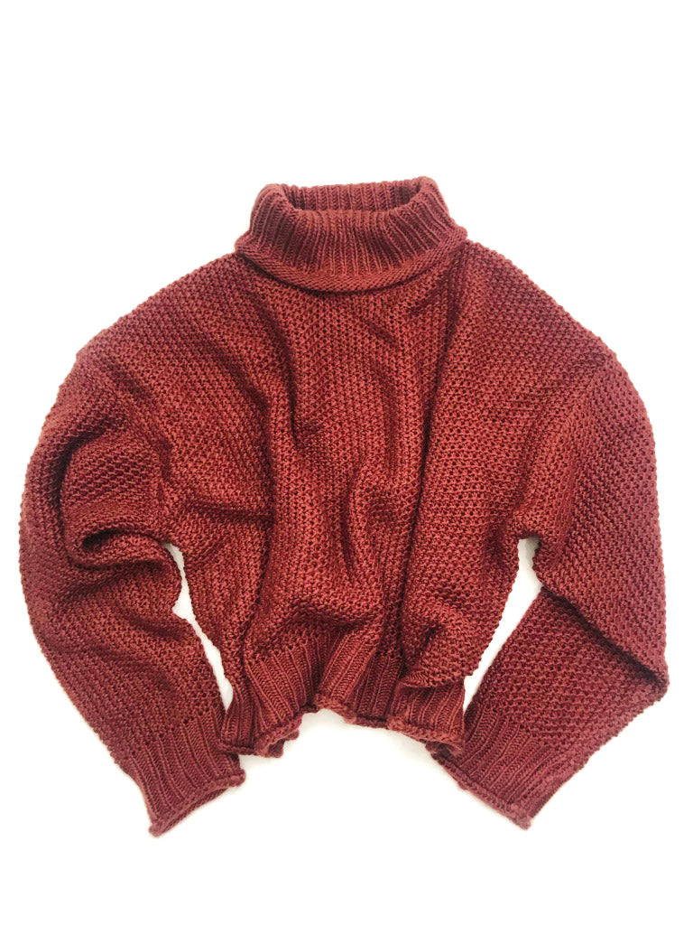Rustic Turtleneck