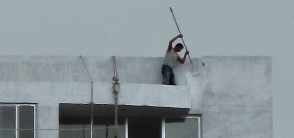 Painting Fall Protection Fail