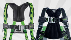 Safety Harness for Construction, Roofing, More