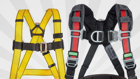 MSA Safety Harnesses