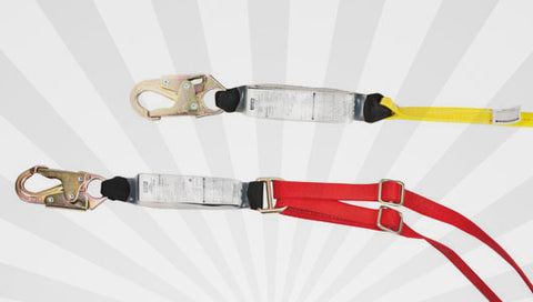 MSA Safety Lanyards