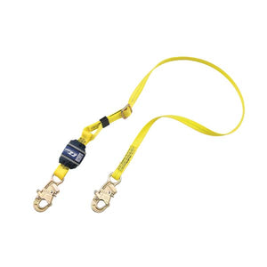 DBI-SALA EZ-Stop II Adjustable Shock Lanyard - 6 ft.