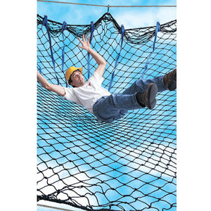 DBI-SALA Adjust-A-Net Personnel Netting System - 25 ft. x 50 ft.