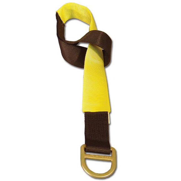 French Creek Concrete Anchor Strap - D-Ring