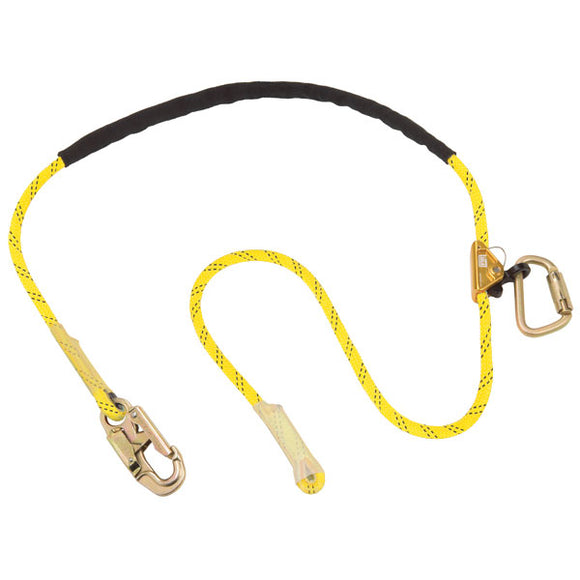 1234070 - DBI-SALA Adjustable Rope Positioning Strap - 8 ft.