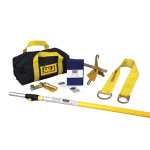 2104531 - DBI-SALA First Man System w/ 8-16 ft. Adjustable Pole and 3,600 lb. Gated Hook Tool