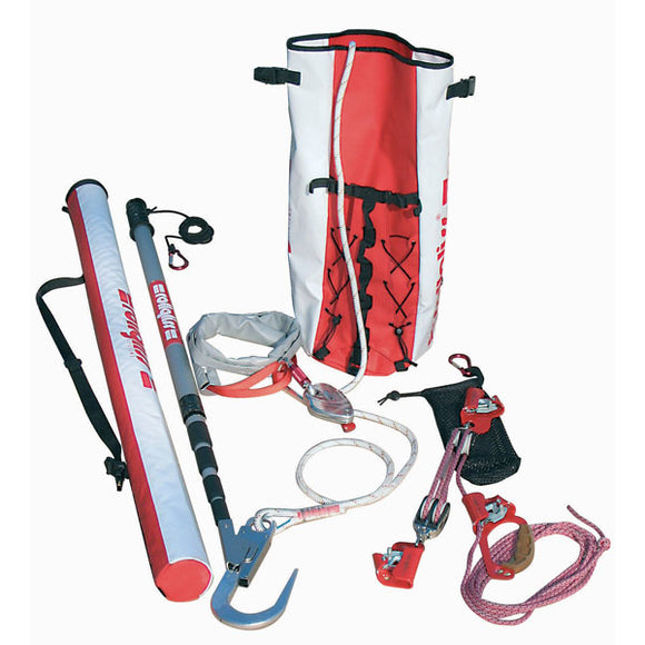 8900294 - DBI-SALA Rollgliss R250 Rescue Kit - 99 ft.