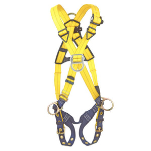 DBI-SALA Delta™ Cross-Over Style Positioning/Climbing Harness - Universal