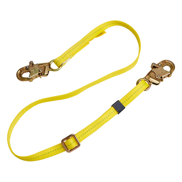 DBI-SALA Adjustable Non-Shock Lanyard - 6 ft.