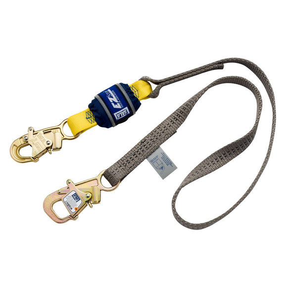 DBI-SALA Wrapbax 2 Tie Back Lanyard - 6 ft.