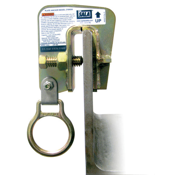 2104550 - DBI-SALA Steel Plate Anchor