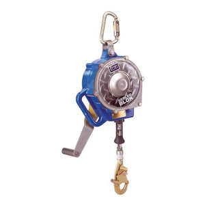 DBI-SALA 3-Way Sealed Self Retracting Galvanized Lifeline - 30 ft.