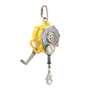 DBI-SALA Sealed-Blok™ Self Retracting Lifeline - RSQ™/Retrieval - Stainless Steel - 50 ft.