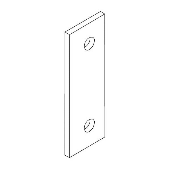 DBI-SALA Lad-Saf™ Stand-Off Bracket for Steel Pole - Stainless Steel