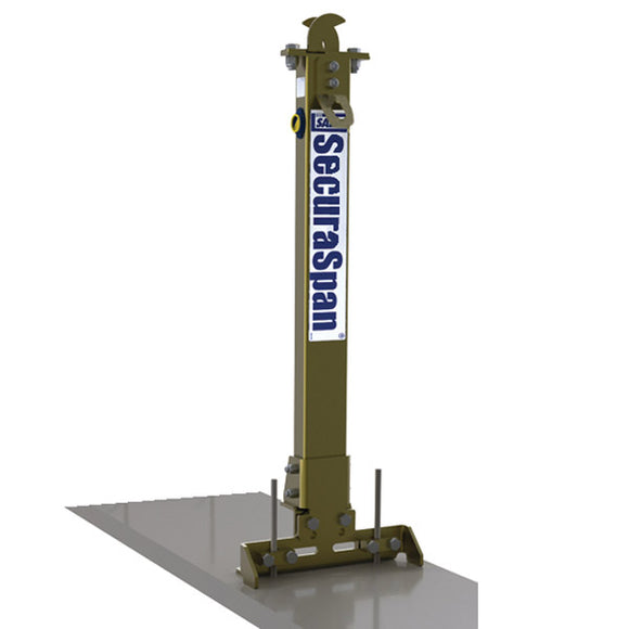 7400215 - DBI-SALA SecuraSpan Stanchion w/ Rebar/Shear Stud Base
