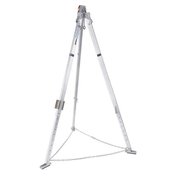 8000000 - DBI-SALA Advanced Aluminum Tripod - 7 ft.