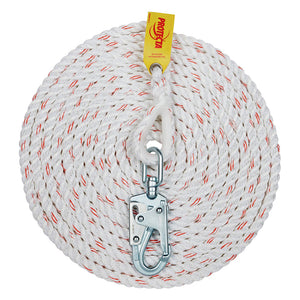 Protecta Rope Lifeline with Snap Hook