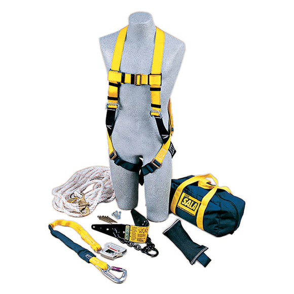DBI-SALA Roof Anchor Fall Protection Kit