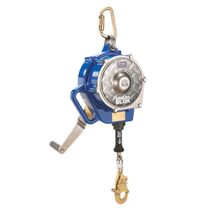 DBI-SALA Sealed-Blok Cable Self Retracting Lifeline w/ Retrieval Winch - 50 ft.