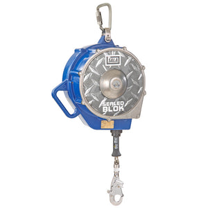 DBI-SALA Sealed-Blok Stainless Steel Cable Self Retracting Lifeline - 130 ft.
