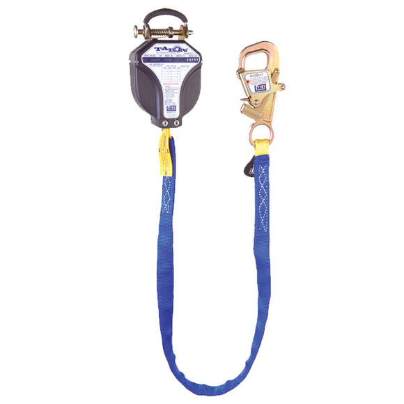 DBI-SALA Tie-Back Talon Retractable Lifeline - 9.5 ft.
