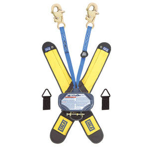 DBI-SALA Talon Twin Leg  Retractable w/ Snap Hooks - 6 ft.