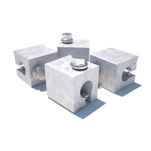"DBI/SALA ""Z"" Maxi Clamp Kit for Bulb Type Standing Seams"