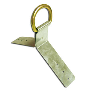 French Creek Disposable D-Ring Roof Anchor