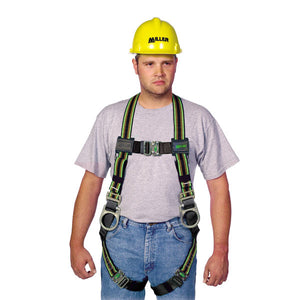 Miller DuraFlex Ultra Harness - Side D-Rings