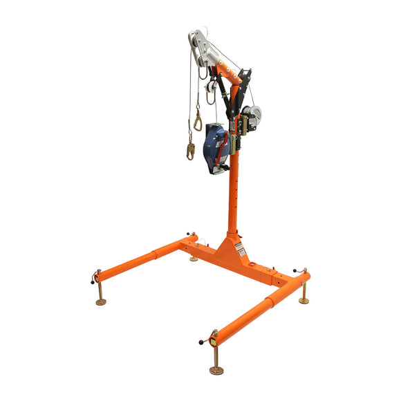 FallTech Complete Confined Space Davit System