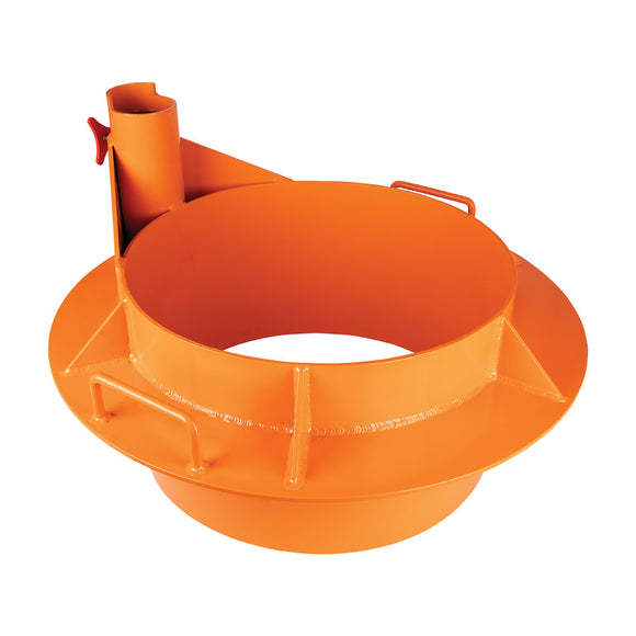 FallTech Manhole Collar Davit Base