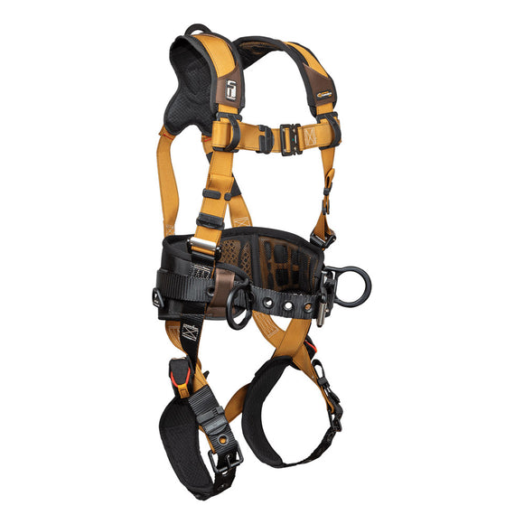 FallTech ComforTech Construction Harness w/ Tongue Buckles