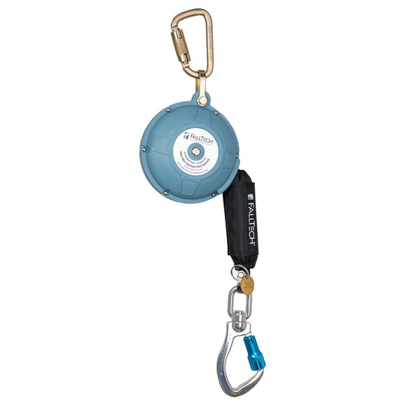 FallTech Contractor Web Retractable Lifeline - 20 ft.