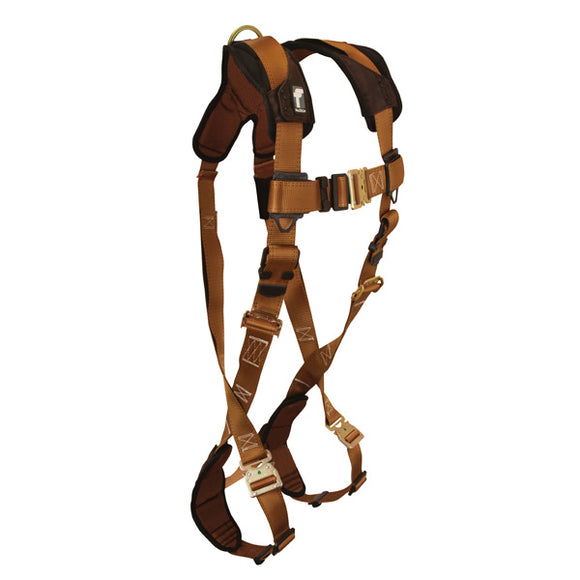 FallTech ComforTech Universal Harness w/ Quick Connect Buckles