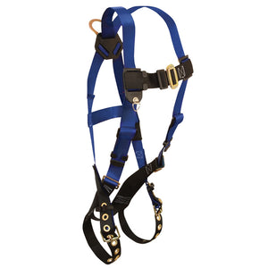 FallTech Contractor Universal Harness w/ Tongue Buckles
