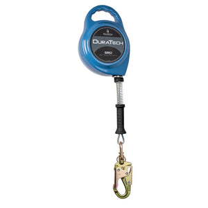 FallTech DuraTech Steel Cable Retractable Lifeline - 20 ft.