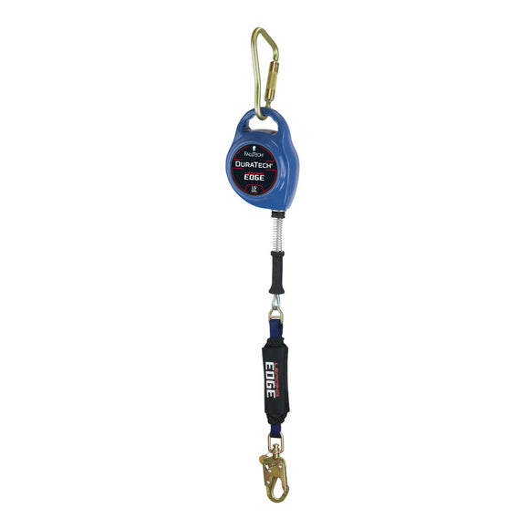 FallTech DuraTech Leading Edge Cable Retractable Lifeline - 15 ft.