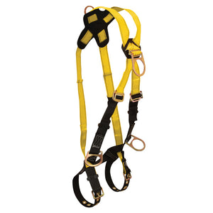 FallTech Journeyman Cross-Over Harness