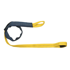 FallTech Pour-In-Place Dual Loop Concrete Anchor Strap - 4 ft.