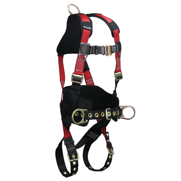FallTech Tradesman Plus 3D Construction Harness