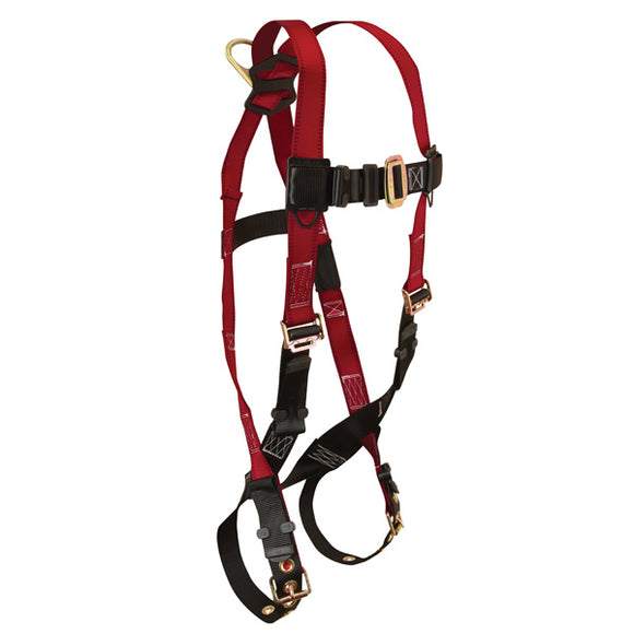 FallTech Tradesman Universal Harness w/ Tongue Buckles