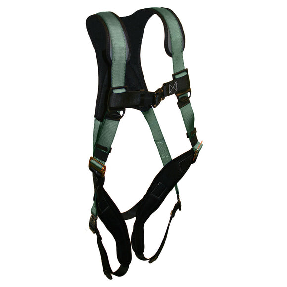 French Creek Stratos Universal Harness w/ Quick Connect Buckles