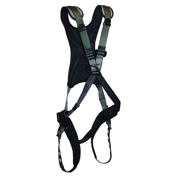 French Creek Stratos Cross Chest Harness