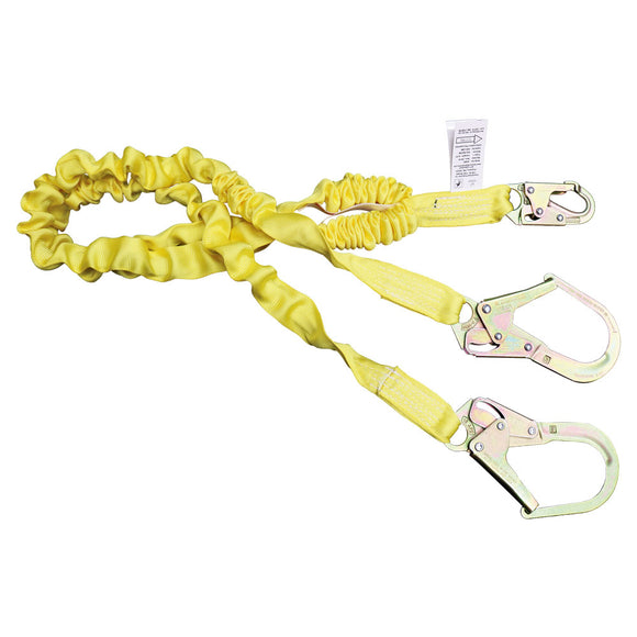 French Creek Internal Stretch Dual Leg Lanyard Rebar Hooks