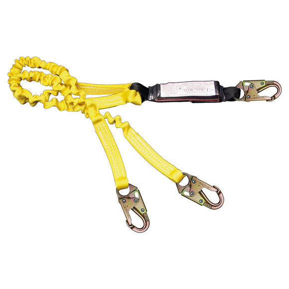 French Creek Stretch Dual Leg Lanyard