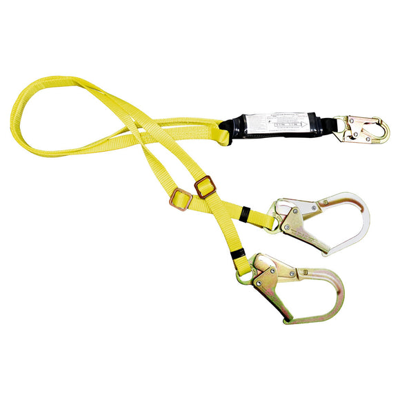 French Creek Adjustable Dual Leg Shock Lanyard Rebar Hooks