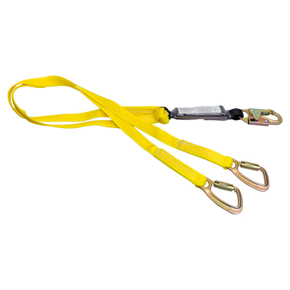 French Creek Dual Leg Tie Back Lanyard - 6 ft.