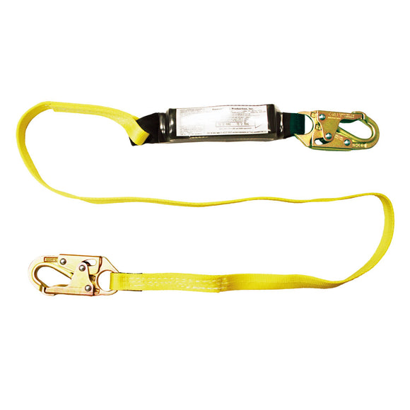 French Creek Shock Absorbing Lanyard - 6 ft.