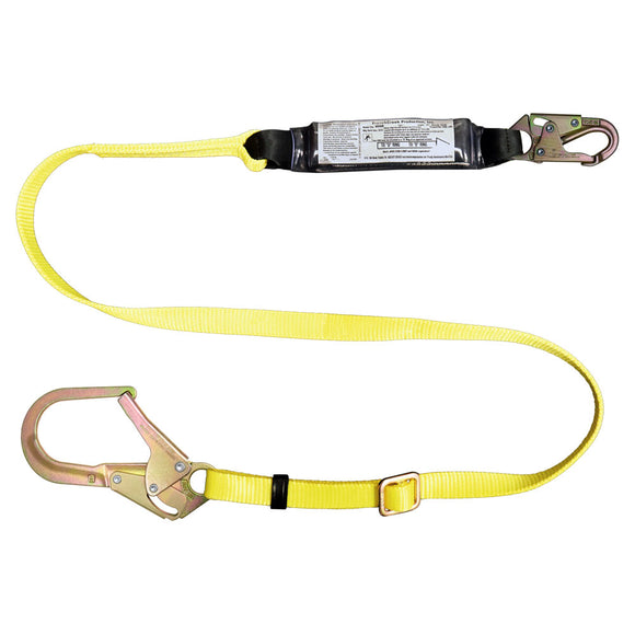 French Creek Adjustable Shock Lanyard Rebar Hook
